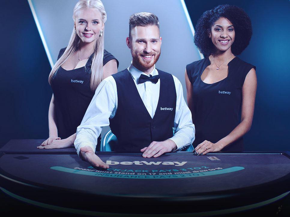 Betway Casino India live casino
