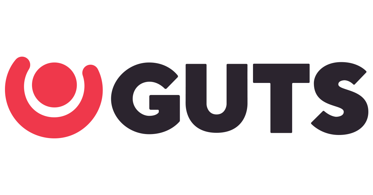 Transparent Guts Casino Logo