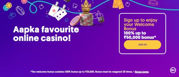 casino bonus offer casumo