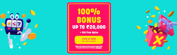 Caxino Casino Welcome Offer