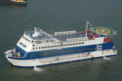 Goa Riverboat Casino
