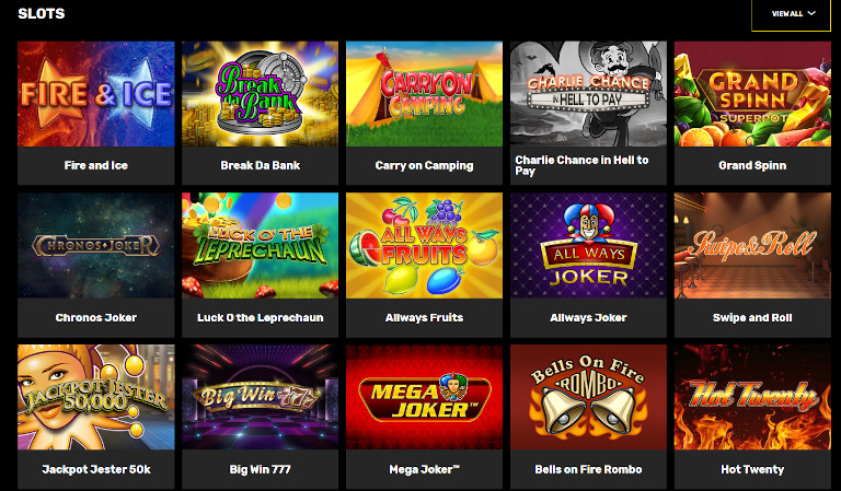 Hyper Casino Slots Overview