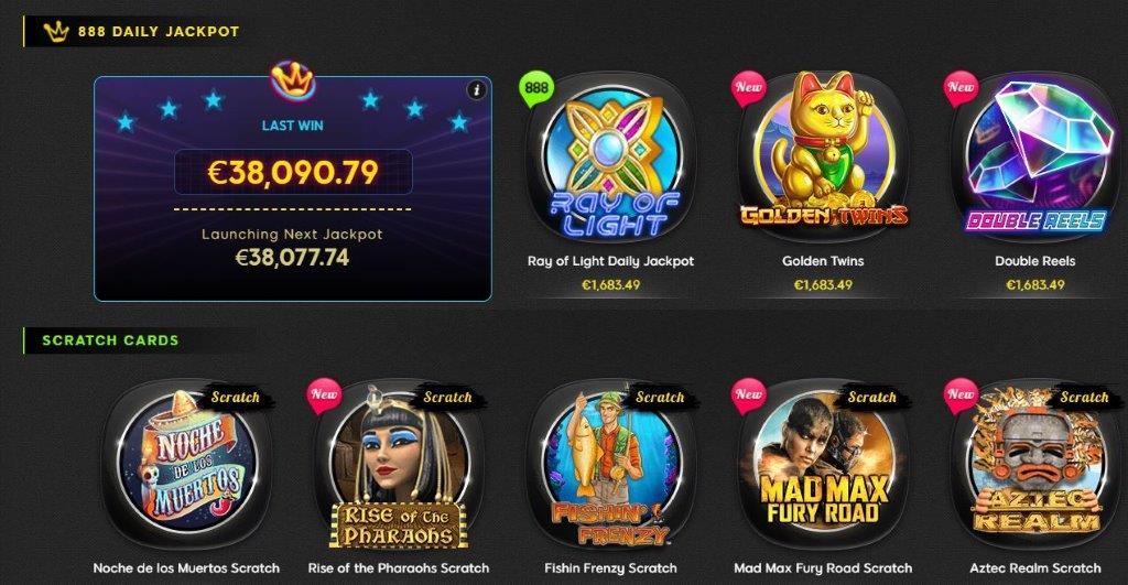 888 casino 2