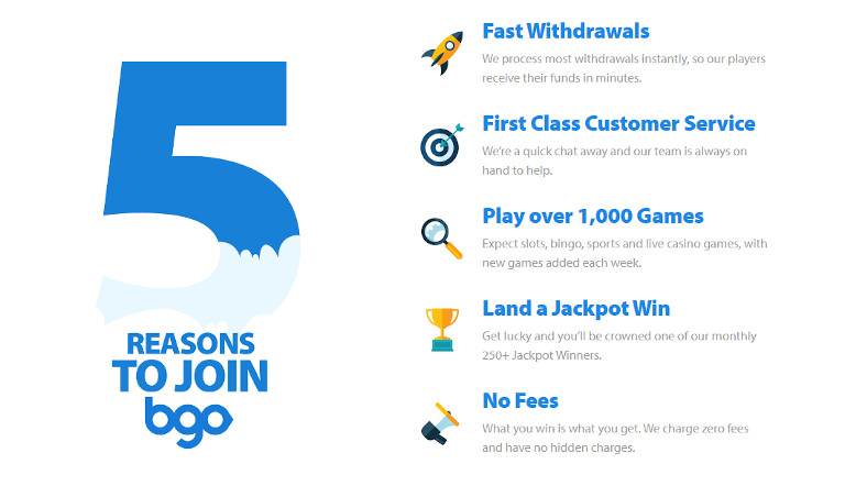 BGO India 5 Reasons to Join