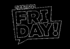 Casino Friday logo
