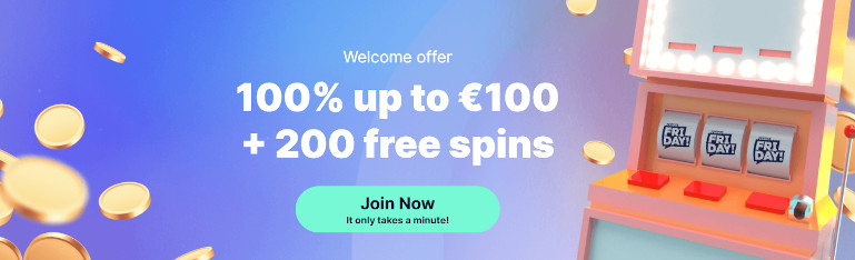 Casino Friday India Welcome Offer