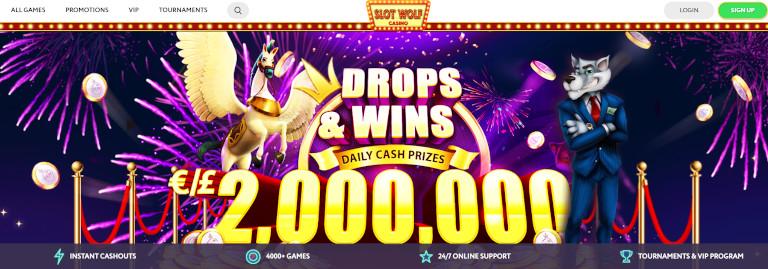 Slot Wolf Casino India Homepage