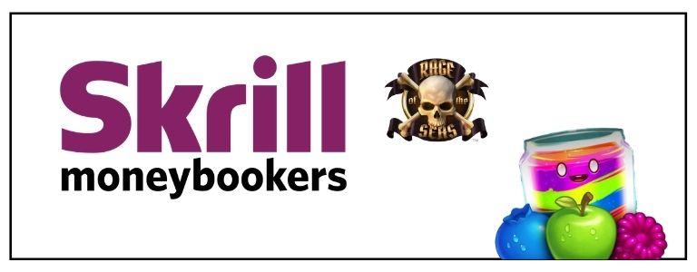 skrill logo and slots