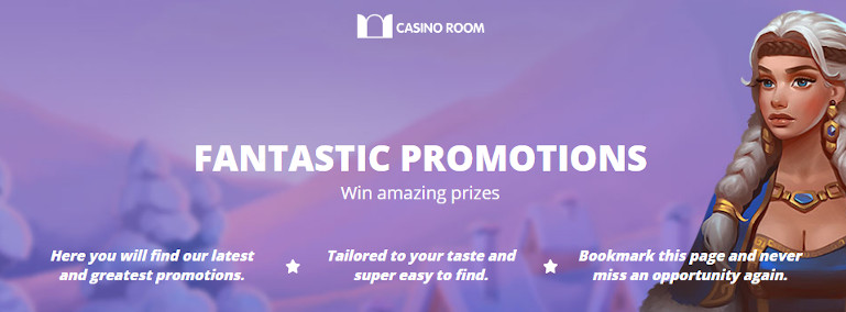 Casino Room India Fantastic Promotion
