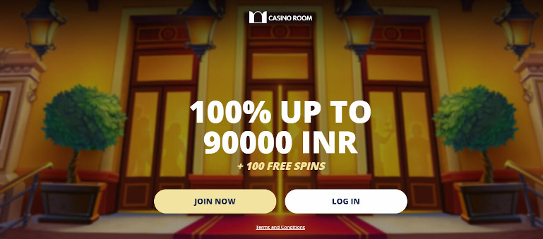 Casino Room India Welome Bonus