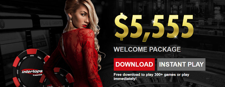 Intertops Casino India Welcome Offer