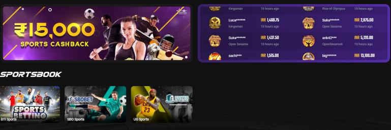 Jeetwin Casino India Sportsbook