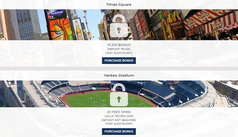 NY Spins Casino India Marketplace