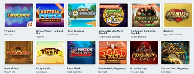 Pure Casino Slots