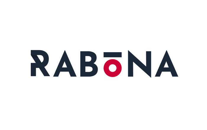 Rabona Casino Logo White Background