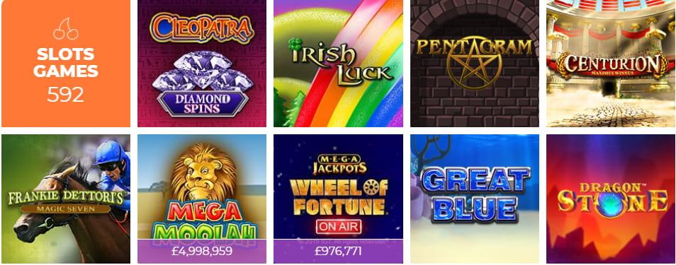 Vegas Luck Casino Slots