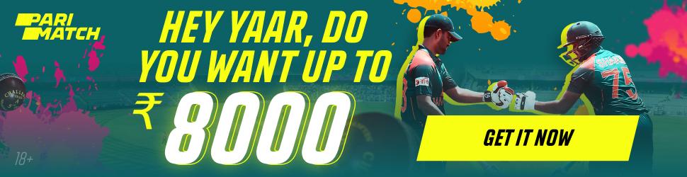 Parimatch Casino India Cricket Betting Bonus