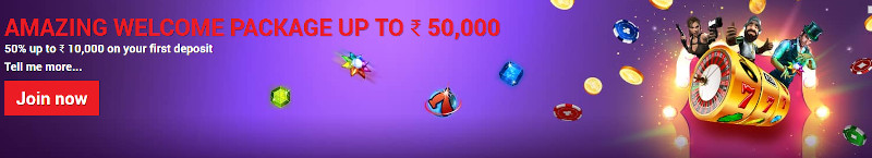 Spades Planet Casino India Welcome Bonus for Indian Players