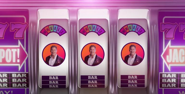 Wheelz Casino David Hasselhofff in Classic Slot