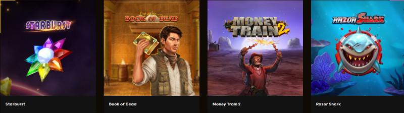 GoGo Casino India Game Selection Slots