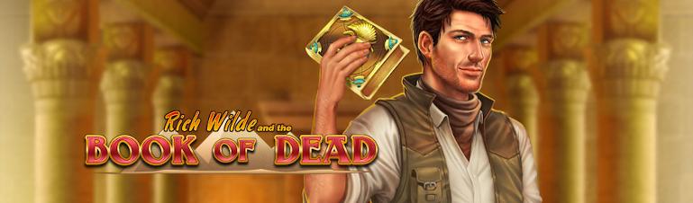 Book of Dead India Play 'n Go