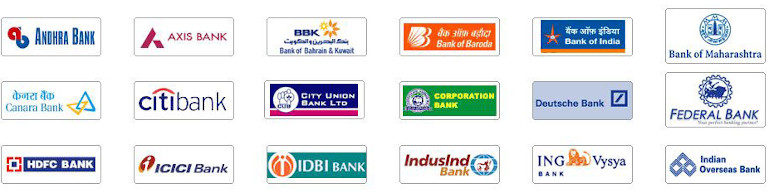 Online Banking India List of Banks (1 of 2)