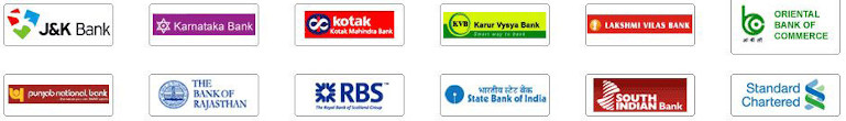 Online Banking India List of Banks (2 of 2)