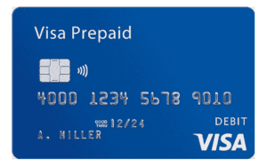Example of a Prepaid Card one can use at Online Casinos